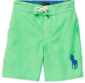 Polo Ralph Lauren Boys' Sanibel Swim Trunks - Little Kid
