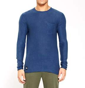 NATIVE YOUTH Men's Lewes Sweatshirt - Navy