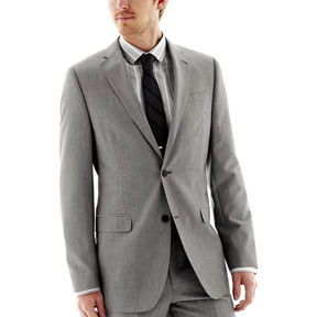 Jf J.Ferrar JF End-on-End Suit Jacket - Slim Fit