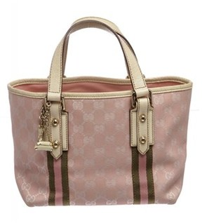 Gucci Pre Owned - PINK WHITE GREEN - STYLE