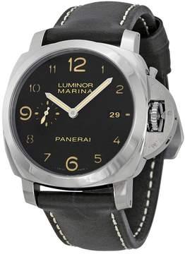 Panerai Luminora Marina 1950 Black Dial Automatic Men's Watch