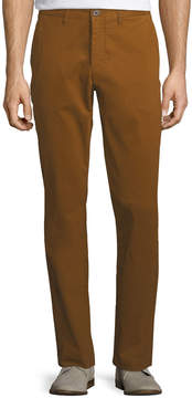 Jachs Ny Bowie Straight-Leg Stretch Chino Pants