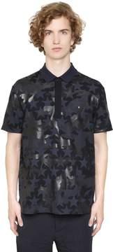 Camustars Cotton Piquet Polo Shirt