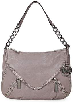 Michael Kors Open Box - Odette Zip Medium Convertible Shoulder Bag - Pearl Grey - ONE COLOR - STYLE