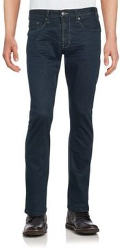 Buffalo David Bitton Dark Wash Denim Pants