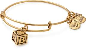 Alex and Ani Baby Block Charm Bangle | March of Dimes