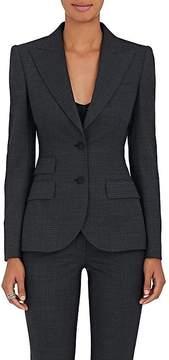 Dolce & Gabbana Women's Wool-Blend Two-Button Blazer