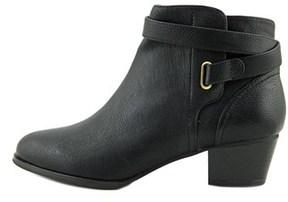 Giani Bernini Womens Oleesia Almond Toe Ankle Fashion Boots Fashion Boots.
