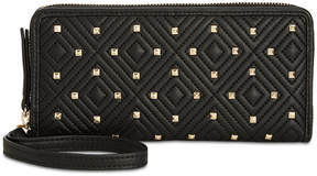 INC International Concepts I.n.c Quiin Zip-Around Wristlet, Created for Macy's
