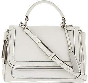 Vince Camuto Leather Satchel Handbag - Brud