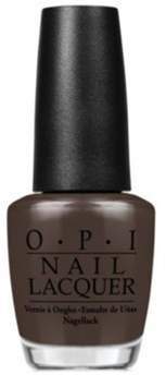 OPI Nail Lacquer, How Great Is Your Dane?.