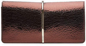 Nina Ricci Textured Leather Clutch