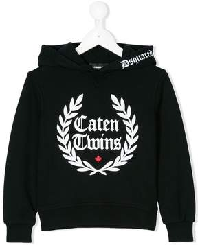 DSQUARED2 Caten Twins hoodie
