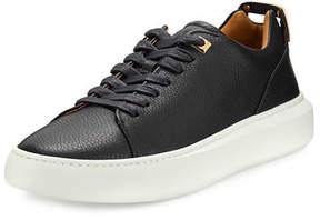 Buscemi Men's 50mm Leather Low-Top Sneaker