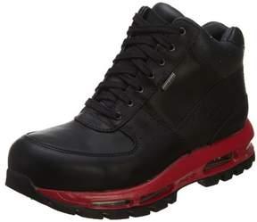 Nike Air Max Goadome Gtx (GS) Black/Black/Varsity Red Boot 5.5 Kids US