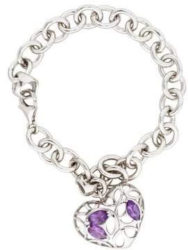 Di Modolo Ricamo Amethyst Bracelet
