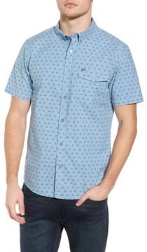 Hurley Men's Brooks Woven Shirt