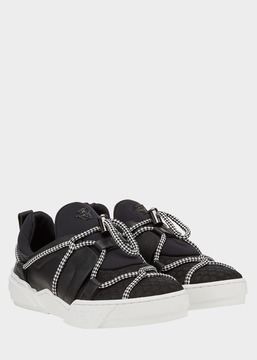 Versace Coulisse Low-Top Sneakers