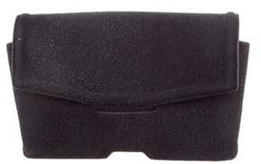 Alexander Wang Textured Suede Clutch