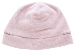 adidas by Stella McCartney Logo Fleece Skull Cap
