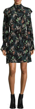 Donna Morgan Women's Hunter A-Line Dress