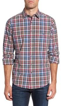 Rodd & Gunn Men's Brookview Sports Fit Plaid Sport Shirt