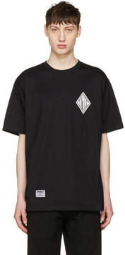Kokon To Zai Black Square T-Shirt