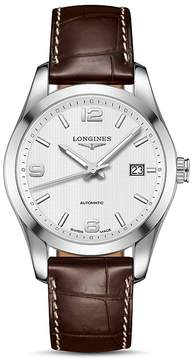 Longines Conquest Classic Watch, 40mm