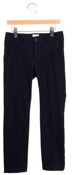 Il Gufo Boys' Mid-Rise Straight-Leg pants