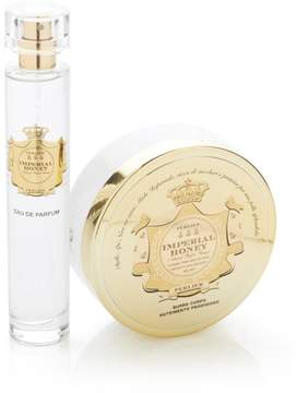 Perlier Imperial Honey Body Butter and Eau de Parfum 2-piece Set