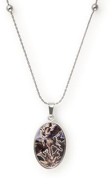 Alex and Ani Saint Michael Expandable Necklace