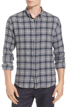 Billy Reid Men's Murphy Slim Fit Plaid Sport Shirt