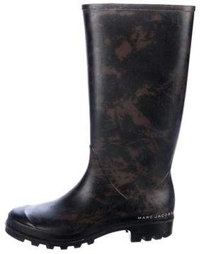 Marc Jacobs Tortoiseshell Rain Boots