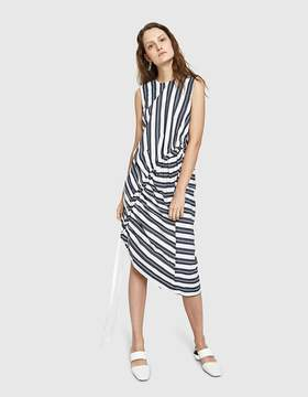 CHRISTOPHER ESBER Gathered Tank Tunic Dress