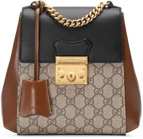 Gucci Padlock GG Supreme backpack - GG SUPREME - STYLE