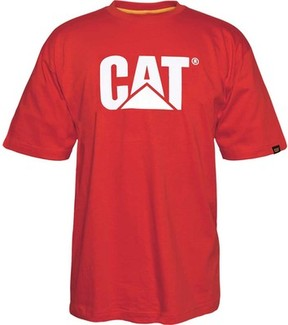 Caterpillar Trademark Logo Tee (Men's)