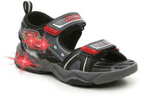 Disney Boys Cars Toddler Light-Up Sandal