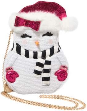 Betsey Johnson KITSCH SNOW GIRL CROSSBODY