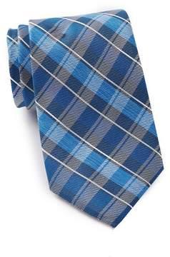 Nautica Norwell Plaid Silk Tie
