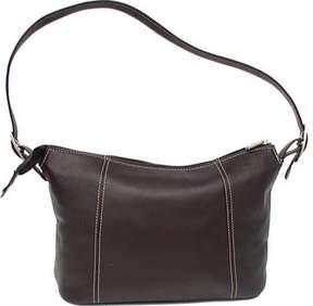 Piel Leather Medium Shoulder Bag 2403 (Women's)