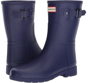 Hunter Original Refined Short Rain Boots Women's Boots