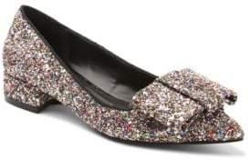 Kensie Noel Glittered Flats