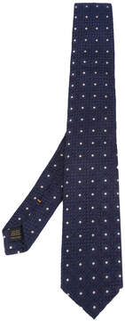 Ermenegildo Zegna diamond print tie
