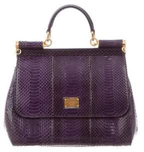 Dolce & Gabbana Ayers Miss Sicily Bag