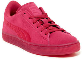 Puma Suede Classic Badge Sneaker (Little Kid)