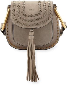Chloé Hudson Mini Suede Shoulder Bag