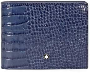 Montblanc Meisterstuck 6 CC Wallet - Indigo
