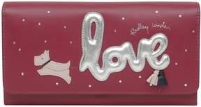 Radley London London Love Is in the Air Large Flap Wallet