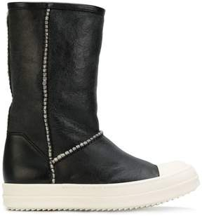 Rick Owens slip-on boots