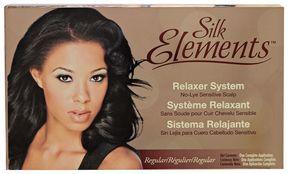 Silk Elements No Lye Regular Relaxer System